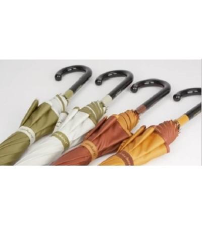 Paraguas de mujer automatico colores lisos