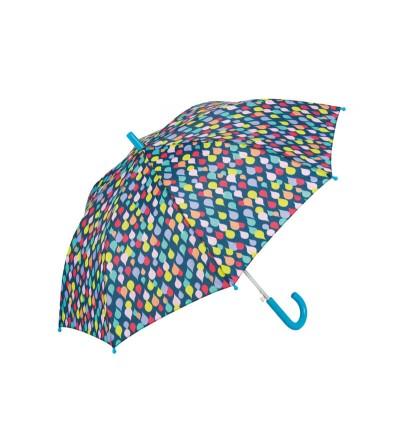 Paraguas Juvenil largo automático estampado
